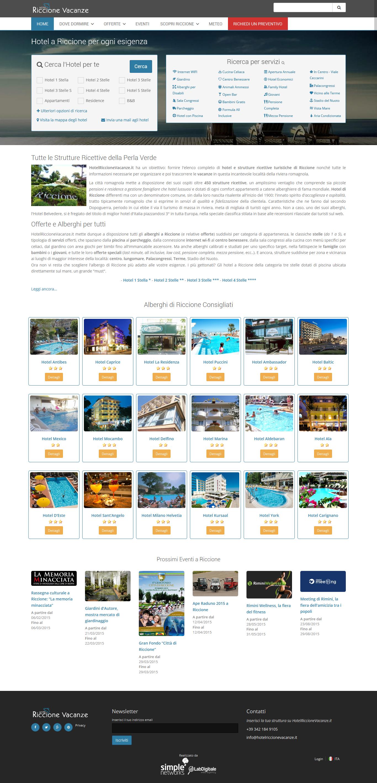 hotelriccionevacanze_it